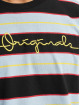 Karl Kani Camiseta Originals Stripe azul