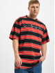 Karl Kani Camiseta Originals Stripe rojo