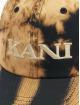 Karl Kani Casquette Snapback & Strapback Retro Bleach noir