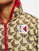 Karl Kani Chaquetas acolchadas Retro Reversible rojo