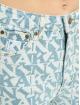 Karl Kani dżinsy przylegające Og Denim Light Blue niebieski