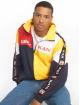 Karl Kani Retro Block Transition Jacket Yellow/Red/White/Blue