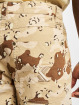 Karl Kani Short Small Signature Washed Camo camouflage