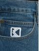 Karl Kani Shorts Denim blå