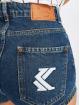Karl Kani Shorts Denim blau