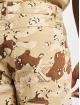 Karl Kani Shorts Small Signature Washed Camo mimetico
