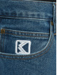 Karl Kani Shortsit Denim sininen