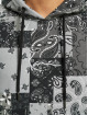 Karl Kani Sweat capuche Kk Signature Paisley noir