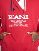 Karl Kani Sweat capuche OG rouge 2