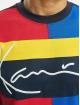 Karl Kani T-paidat TBI Signature Block sininen