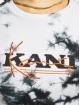 Karl Kani T-paidat Retro Short valkoinen
