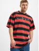 Karl Kani T-Shirt Originals Stripe red
