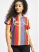 Karl Kani T-Shirt Signature Stripe violet