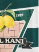 Karl Kani T-Shirt Small Signature Os Stripe weiß