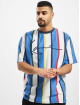 Karl Kani T-Shirty Kk Stripe bialy