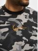 Karl Kani T-Shirty Kk Small Signature Camo moro