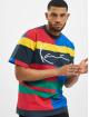 Karl Kani T-skjorter TBI Signature Block blå