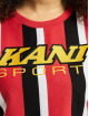 Karl Kani T-skjorter Kk Sport Stripe Red red