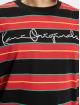 Karl Kani T-skjorter Originals Stripe red