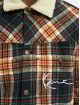 Karl Kani Übergangsjacke Kk Small Signature Flannel Shirt bunt
