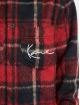 Karl Kani Übergangsjacke Signature Woolblend rot