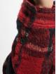Karl Kani Välikausitakit Signature Woolblend punainen