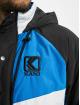 Karl Kani Veste mi-saison légère Kk Og Padded Block Windrunner Transition noir