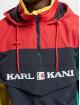 Karl Kani Veste mi-saison légère Retro Block rouge
