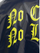 Keine Liebe Lightweight Jacket No Love blue