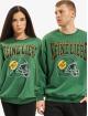 Keine Liebe Pullover Green Ballheads grün