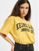 Keine Liebe T-Shirt KL UC gelb