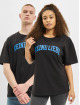 Keine Liebe T-Shirt College schwarz