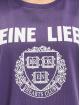 Keine Liebe T-Shirt KL BHB violet