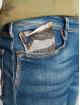 Le Temps Des Cerises Straight Fit Jeans 600/17 blå