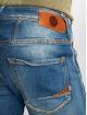 Le Temps Des Cerises Straight Fit Jeans 600/17 blau 4