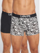 Levi's® Boksershorts Logo AOP svart 0