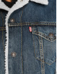 Levi's® Lightweight Jacket Type 3 Sherpa Trucker Denim blue