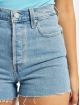 Levi's® Shorts Ribcage blau