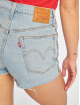 Levi's® shorts 501 High Rise blauw