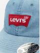 Levi's® Snapback Big Batwing Flex modrá