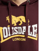 Lonsdale London Hoody Thurning rot