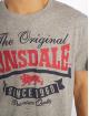 Lonsdale London T-Shirt Corrie gray