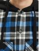 Marcelo Burlon Hemd Monogram Check Hoody schwarz