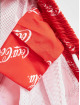 Merchcode Badeshorts Coca Cola Logo All Over Print rot