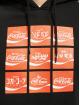 Merchcode Hettegensre Coca Cola International Logo svart