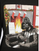Merchcode Pulóvre Darth Vader Piano èierna