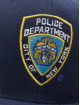 Merchcode Snapback Caps NYPD Emblem blå
