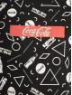 Merchcode T-paidat Coca Cola Aop Box Logo musta