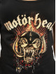 Merchcode T-Shirt Ladies Motörhead Warpig Skul black