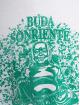 Merchcode T-Shirt Buda blanc 3